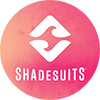 Shadesuits Premium Full-Body Swimwear UPF 50+ Sun Protection Logo